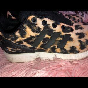 adidas Shoes - ☄️Adidas ZX Flux Torsion leopard print ☄️
